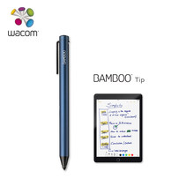 Lápiz óptico Wacom de bambú de punta fina CS-710B para dispositivos iPhone iPad y Android(China)