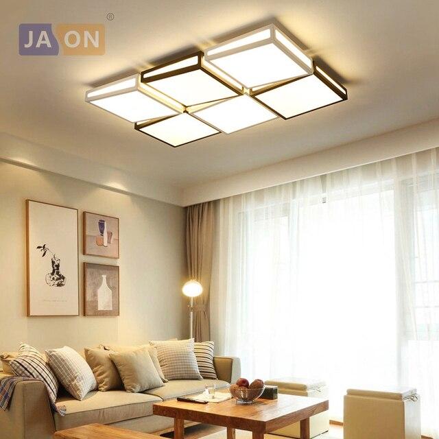 LED Modern Iron Acryl 9cm Square White Black LED Lamp.LED Light.Ceiling Lights.LED Ceiling Light. Ceiling Lamp For Bedroom