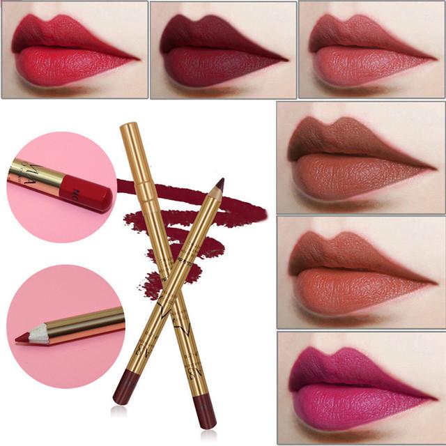 Long Lasting Velvet Lip Liner