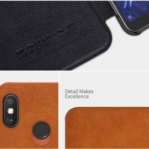 Image 4 - For Xiaomi Mi 9 PRO 5G Case Nillkin Qin Vintage Leather Flip Cover Mi A3 Cover Wallet Bag For Mi 9 Lite cc9 cc9e Cases