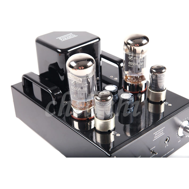 Image 5 - music Hall MP 301 MK3 Deluxe Edition 6L6 EL34 KT88 Single Ended Class A Tube Amplifier Amp-in Integrated Circuits from Electronic Components & Supplies