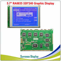 "5,7 ""320X240 320240 Grafik LCD Modul Display Panel Screen LCM mit RA8835 Controller Blau LCD mit LED hintergrundbeleuchtung"