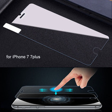 Tempered glass movie for iPhone 7 7 PLUS HD tempered glass movie for Apple iPhone 7 7 Plus Display screen Saver Display screen Protector + Instruments