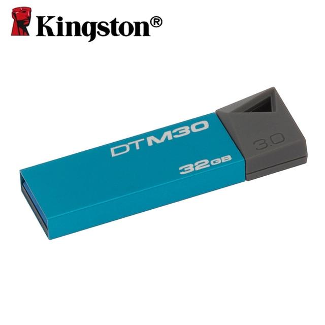 Memorias kingston usb flash drive de 32 gb de alta velocidad usb 3.0 memoria usb clave flash bellek
