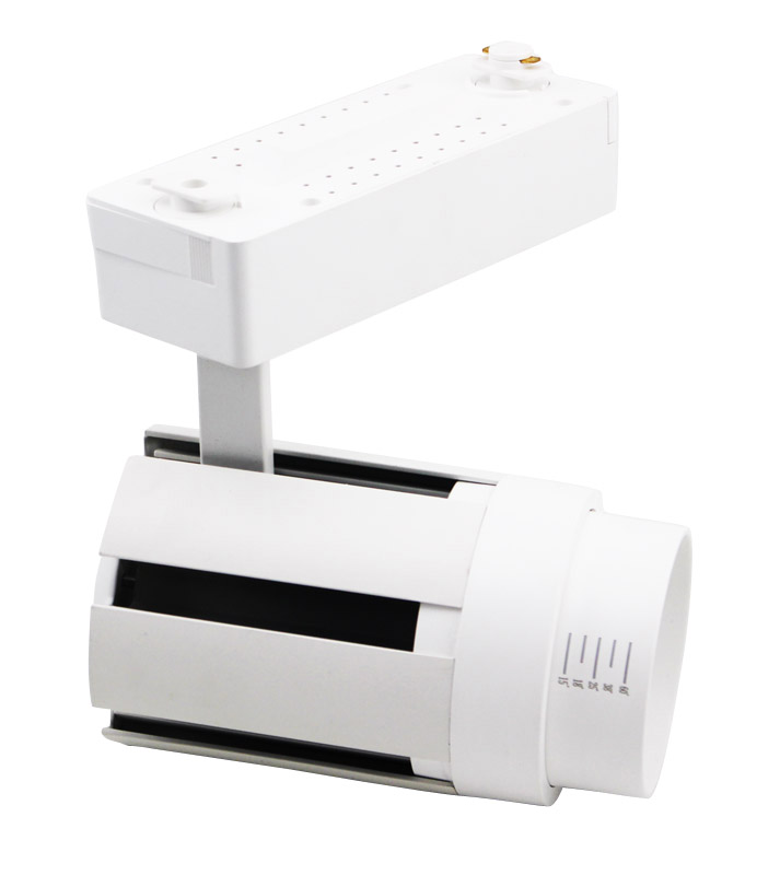 LAGPOUSI Minimal Gallery Series 30W Track Light with Adjustable Focus CRI80 Free shipping free shipping cri 90