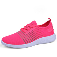 2017 Best Walking Shoes For Women Breathable Runing Shoes For Women Summer Sneakers Ladies Athletic Light Sport Women Trainers