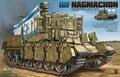 Modelo de tigre 1/35 4616 IDF Nagmachon casinha - final APC