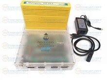 جاما CBOX MVS SNK نيوتجيو MVS 1C CMVS مع 161 في 1 لعبة خرطوشة إلى 15P SNK Joypad SS غمبد RGBS YCBCR AV الإخراج للتلفزيون
