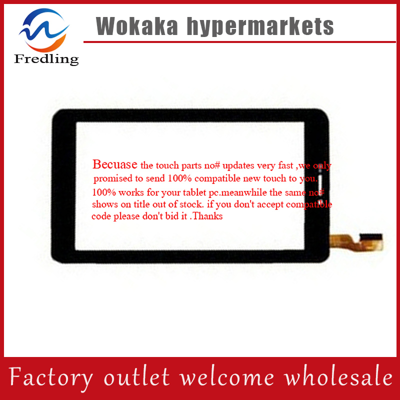 Black Original 7 Explay D7.2 3G Tablet touch screen LCD digitizer panel Sensor Glass Replacement Free Shipping explay для смартфона explay craft