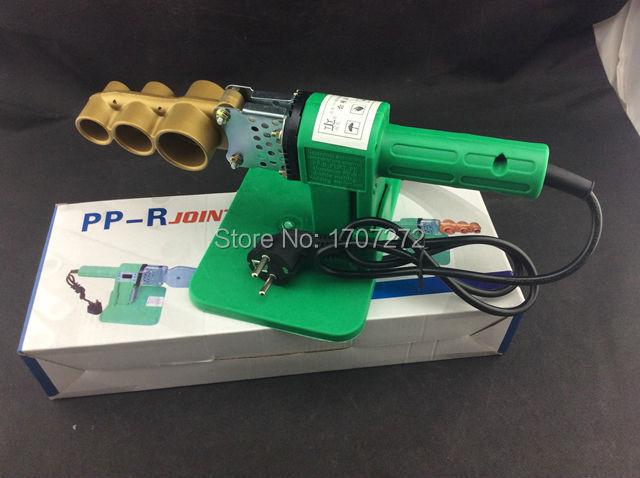 Pideva temperatuuriga elektrooniline PPR-torude keevitusseade AC 220V - Keevitusseadmed - Foto 3