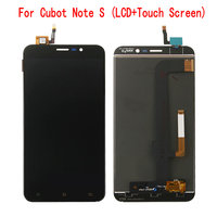 For Cubot Note S LCD Touch Screen Digitizer Assembly High Quality For Cubot Note S Screen