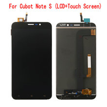 Ограниченное предложение Для Cubot Note S ЖК-дисплей Сенсорный экран планшета Ассамблеи Высокое качество для Cubot Note S Экран ЖК-дисплей Дисплей Бесплатная Инструменты
