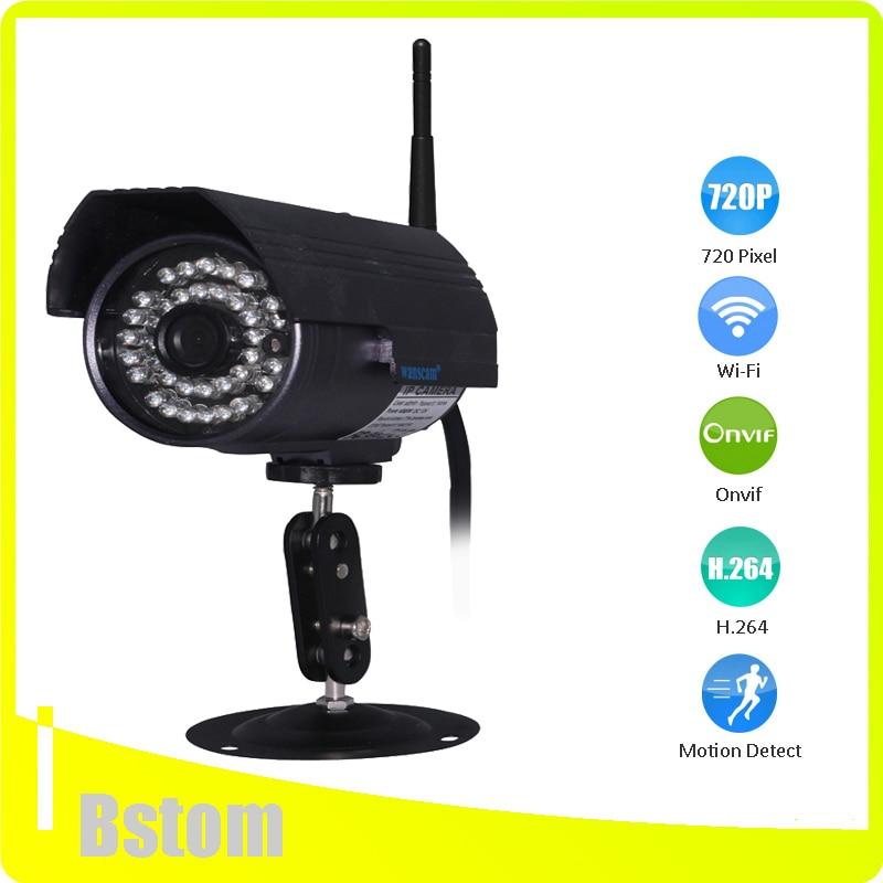 bilder für Wanscam HW0027 720 P HD im freien wasserdichte ip-kamera mit 1 Megapixel unterstützung sd-karte aufnahme onvif und drahtlose wifi ip kamera