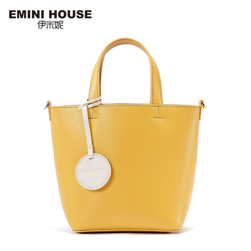 Sac Split Luxe Mini En Pour Femmes Fourre blue À Black pink yellow Designer Cuir De Bandoulière tout Maison Main Sacs Emini wEq6AA