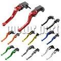 CNC Motorcycle Adjustable Short Brake Clutch Levers For 2004-2005 Suzuki GSXR600 GSXR750 GSXR 750 600 K4 04 05