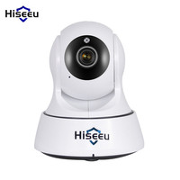 Hiseeu Wireless HD 720p Wifi Baby Monitor IP Network Camaras De Seguridad Night Vision Camara De