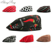 Food Service restaurant cooking hat new design hotel kitchen chef cap fashion cook clothes CC282