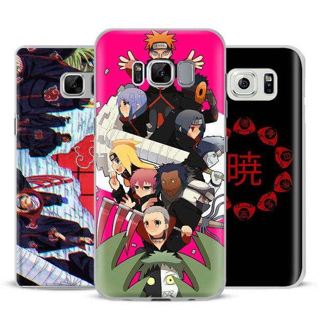 Naruto Akatsuki Phone Case For Samsung Galaxy