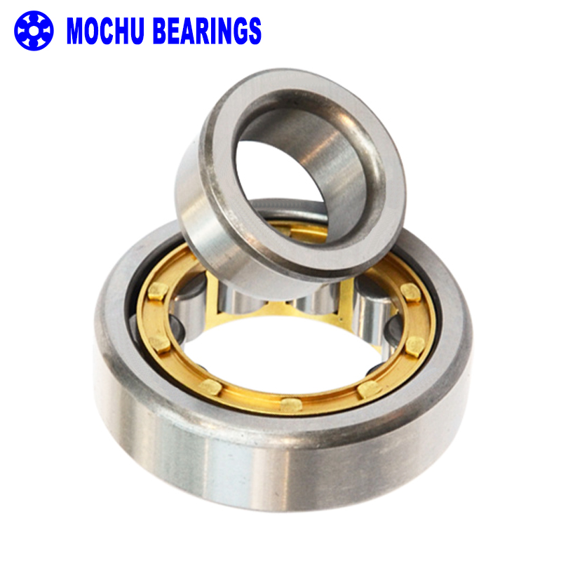 1 piece NJ1011EM NJ1011 42111 H 55x90x18 MOCHU Cylindrical roller bearings single row Machined brass cage high quality mochu 22213 22213ca 22213ca w33 65x120x31 53513 53513hk spherical roller bearings self aligning cylindrical bore