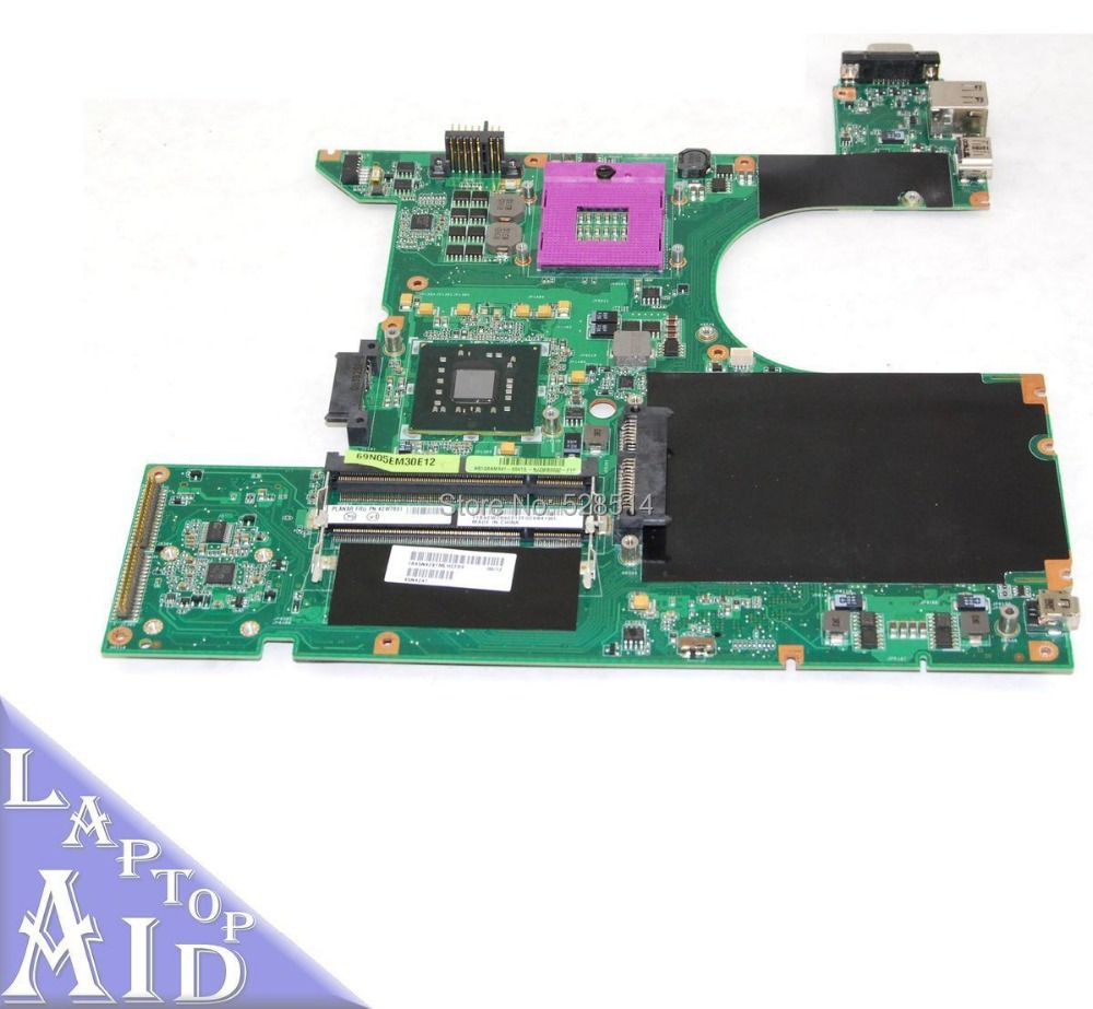 Original Laptop font b motherboard b font FOR Lenovo Thinkpad SL400 Laptop font b Motherboard b