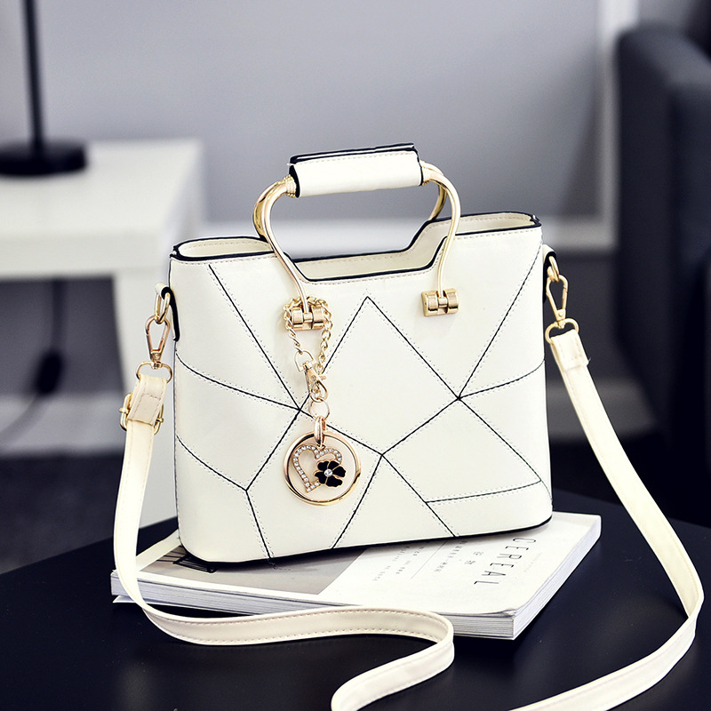 Image 5 - SDRUIAO Messenger Bag for Women 2019 Ladies' PU Leather Handbags Luxury Quality Female Shoulder Bags Famous Women Designer Bags-in Shoulder Bags from Luggage & Bags