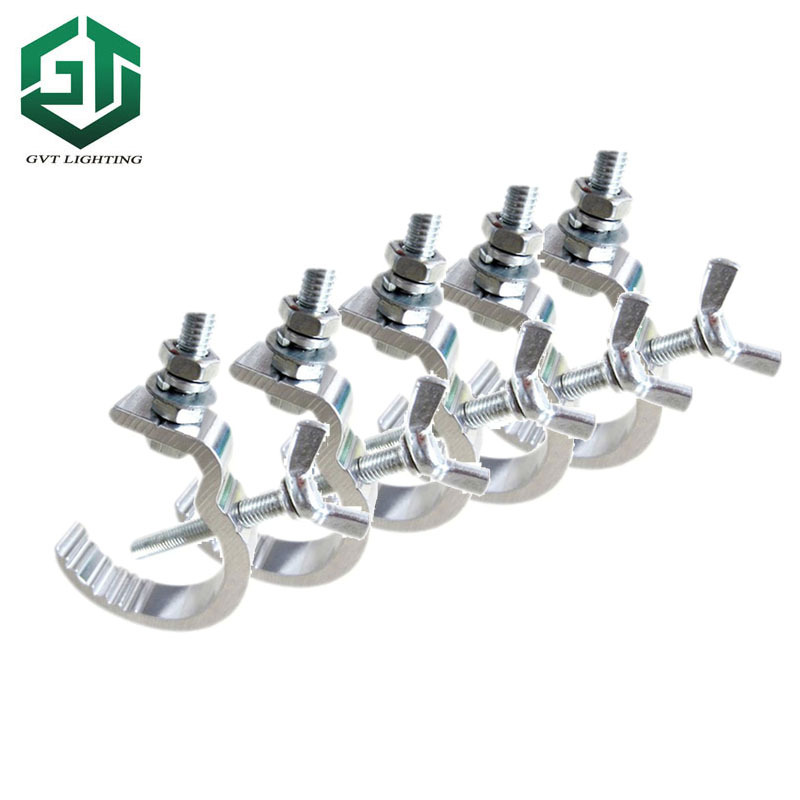 5pcs/lot Hot Sell High Quality Aluminium Material Light Hook, Light Clamp