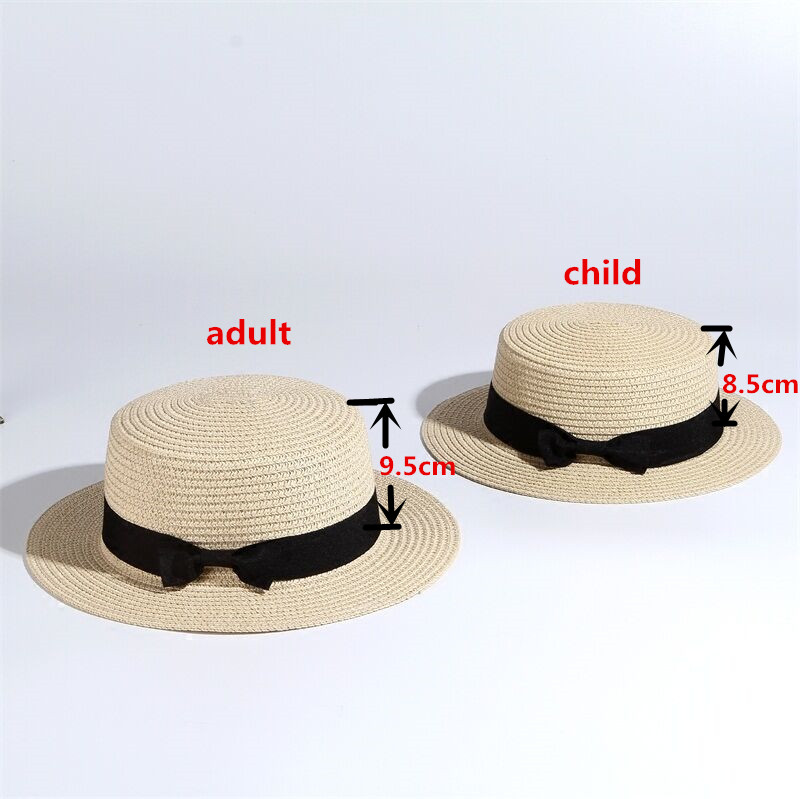 Simple Summer Casual Beach Hat Female 2
