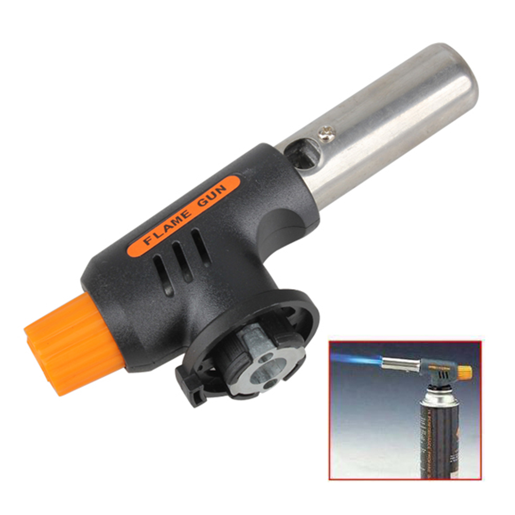 Excellent Quality Gas Torch Flamethrower Butane Auto Ignition Hi Cook Camping Welding Bbq Outdoor Travel In Stoves From Sports Entertainment On