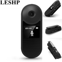 LESHP Profesjonalny Mini Kamera wideo Pióra Nagrywania 1080 P Full HD Voice Nagrywarki DVR Kamera Obsługuje Karty TF