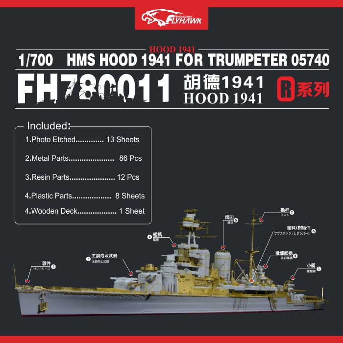 Super change PE with 1/700 hood 41 years  Model  Assembly model лопата truper pcl pe 31174