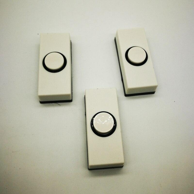 10 Stücke Keine/co 12 V Access Control Exit-button Tür öffnen Ausfahrt Schalter Exit-taste Für Access Control