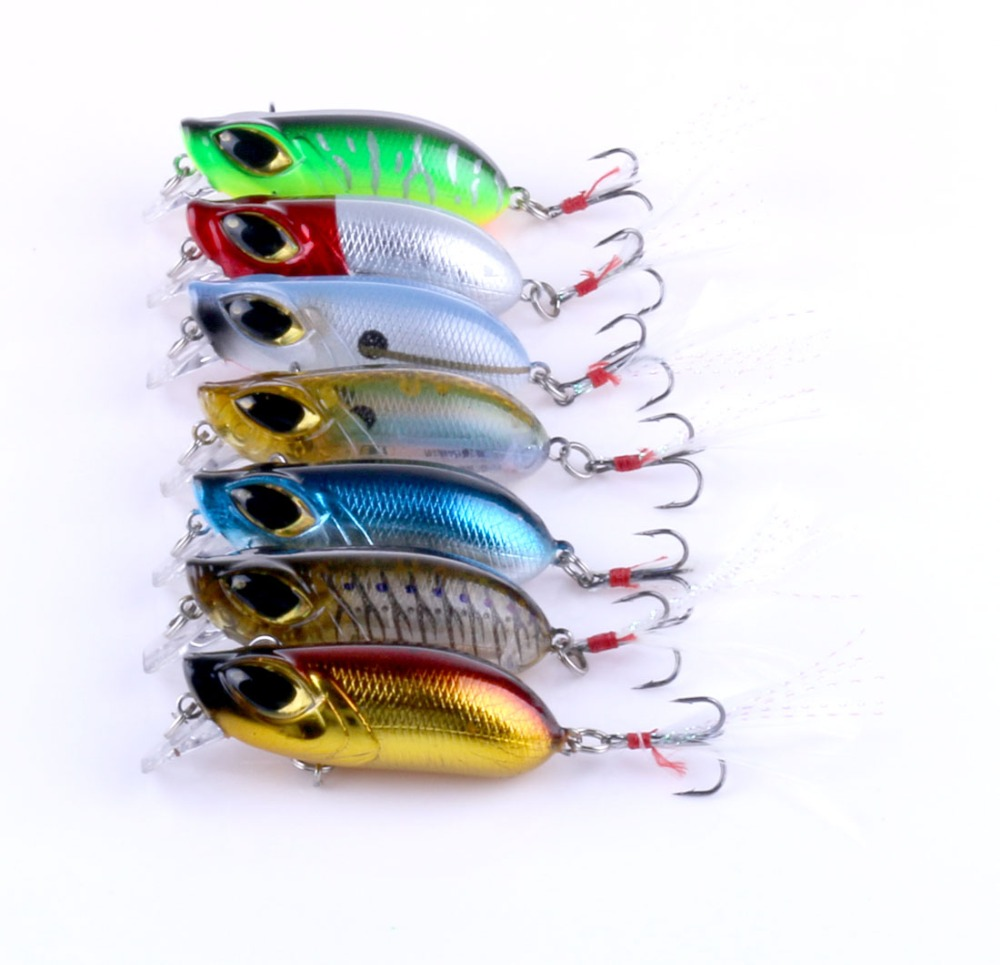 Big sale 7pcs artificial crank fishing lures with magnetic for Fishing magnets for sale