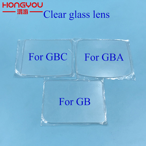 For Gameboy DMG For Raspberry Pi Modify Glass Clear Lens Protector For GBA GBC GBA SP Transparent Glass Lens(China)
