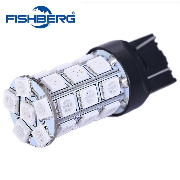 4бр / лот T20 WY21W SMD5050 LED спирачка за - Автомобилни светлини - Снимка 1