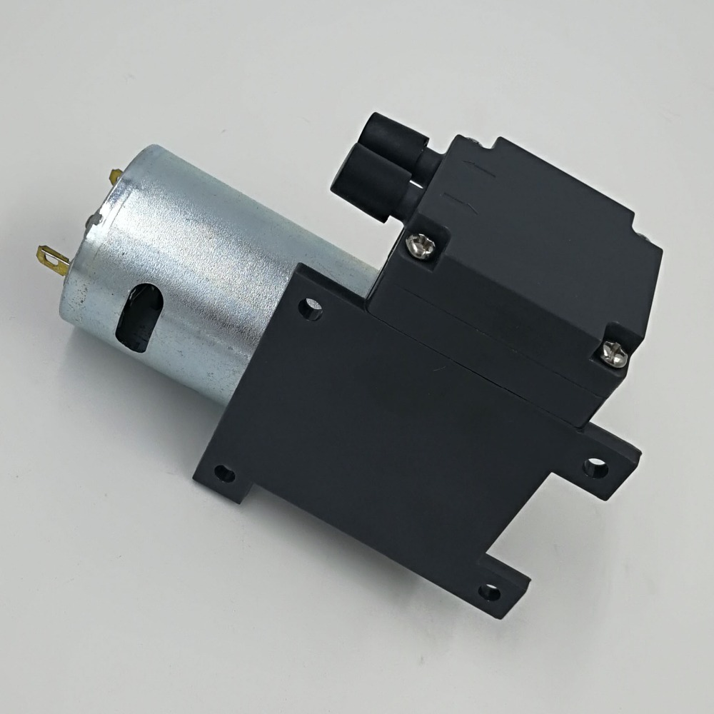 12L/M dc electric diaphragm brush mini easy pump for air