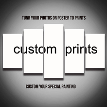 Custom prints canvas for special pictures