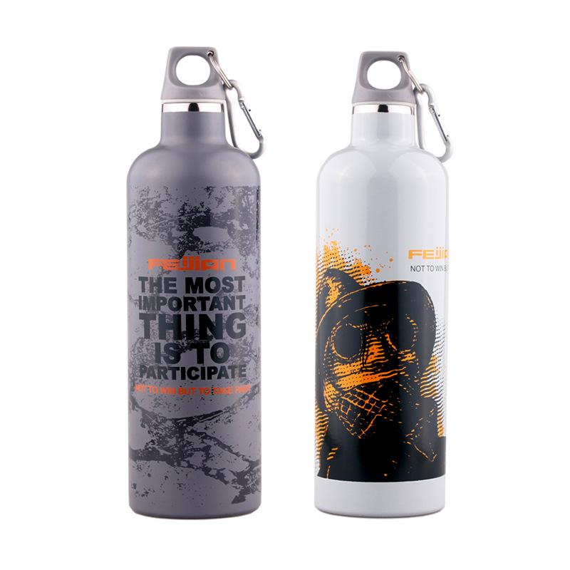 FEIJIAN Thermos Vakuum İzolyasiya edilmiş Flask Paslanmayan Polad - Mətbəx, yemək otağı və barı - Fotoqrafiya 3