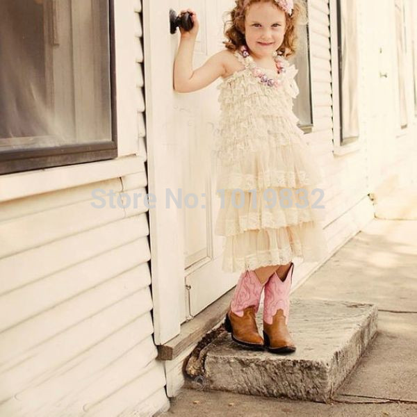 Adorable flower girl dresses