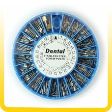 Dentystyczna stal nierdzewna wkręty stomatologiczne 120 sztuk i 2Key Dental wkręty stomatologiczne materiały stomatologiczne materiały stomatologiczne bezpłatna przesyłka tanie tanio NoEnName_Null CN (pochodzenie) Metal