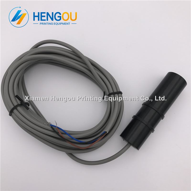 2 Pieces free shipping 61.198.1553 Heidelberg sensor CAPAC SWIT PROX for SM102 CD102 GTO52 machine parts 22mm 100 pieces 42 016 073 gto46 rubber sucker heidelberg free shipping gto52 rubber sucker