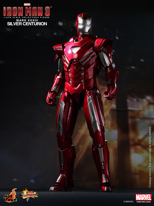 """HT1/6th scale doll model 12"""" Action figure doll,SILVER CENTURION Iron Man Tony.Collectible Figure model toy"""