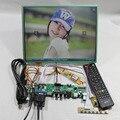 """TV PC HDMI CVBS/RF USB Placa de driver de ÁUDIO LCD VST29.03B + 12.1 """"LTD121ECNN 1024x768 lcd tela + painel de Toque"""