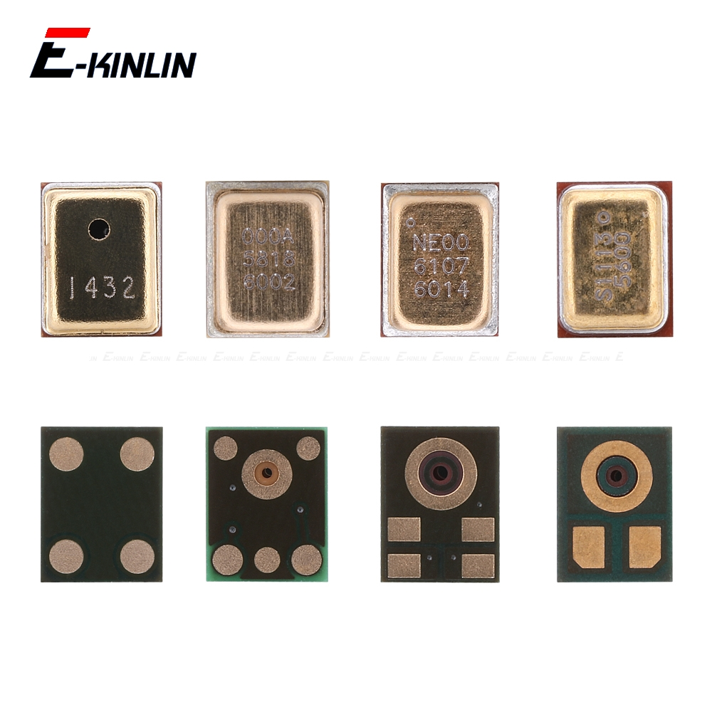 2pcs Speaker Microphone For XiaoMi Mi 8 SE 6 A1 A2 Lite Mix 2S Max 3 2 Mic Inner Chip Replacement Parts