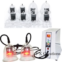 Электрический вакуумный массажер для груди Enhancer машина/грудь импульсный насос/Акупрессура терапия компактный лифтинг средства ухода за ко