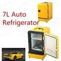 Hot Sale 12V 7L mini Car Freezer Refrigerator Car Refrigerator Car Freezer Refrigerator