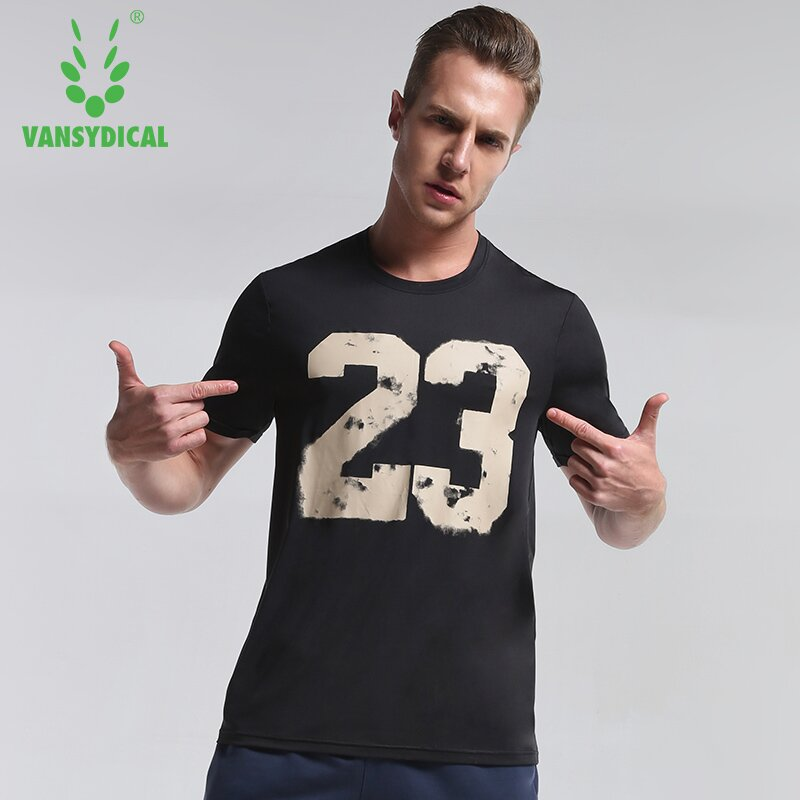 spt New Sports t shirt male Spring summer leisure short sleeved T-shirt loose running tr ...