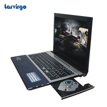 15.6 inch Fast Surfing Windows7 notebook computer 8GB+1TB HDD in-tel celeron J1900 2.0Ghz Quad Core WIFI webcam DVD,8gb laptop(China)
