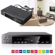 HD 1080P DVB-T2 + S2 COMBO Set Top Box EU Plug Satellite TV Receiver with Remote Controller Digital Video Broadcasting Receiver