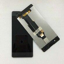 Получить скидку Для Sony Xperia XA F3111 F3113 F3115 Сенсорный экран Панель планшета Сенсор Стекло + ЖК-дисплей Дисплей Мониторы Панель модуля в сборе