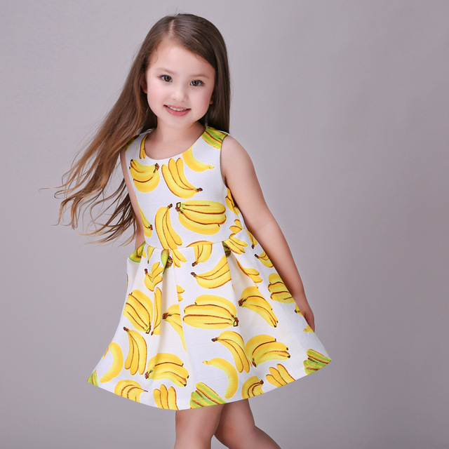 Fruit Summer Dress